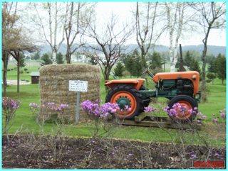 乳酪館_トラクター_2011-5-22.jpg