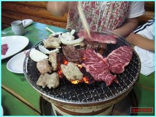 野付牛焼肉_2011-8-12.JPG